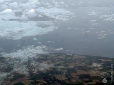 Wremen Solthörn Wurster Nordseeküste Luftbild