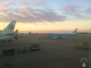Flughafen Bremen Germania KLM Lufthansa Germania