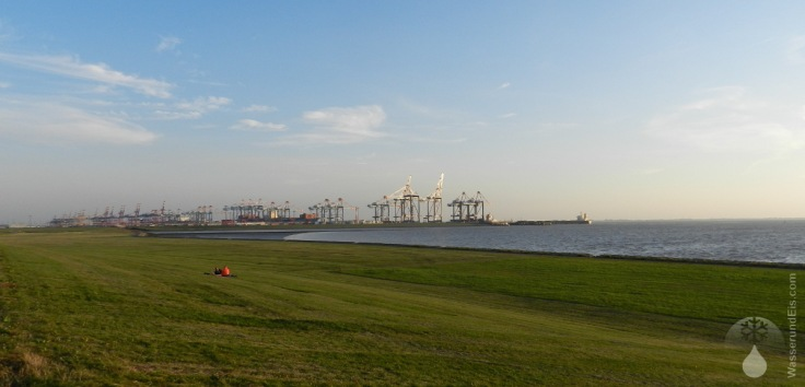 #Bremerhaven Containerterminal