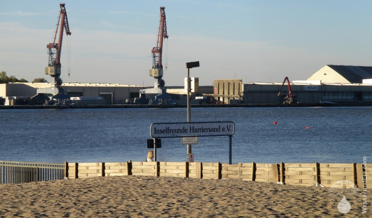 Fährhafen Harriersand