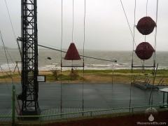 Wasserstandsanzeiger Bremerhaven.