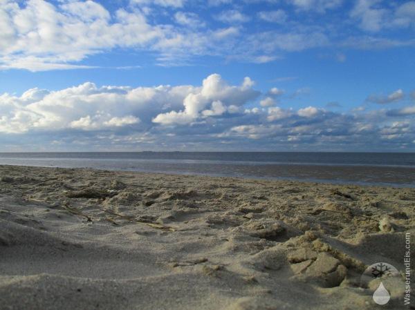 Strand Duhnen Nordsee