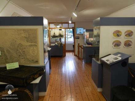#Ausstellung Museum Wattenfischerei Wremen