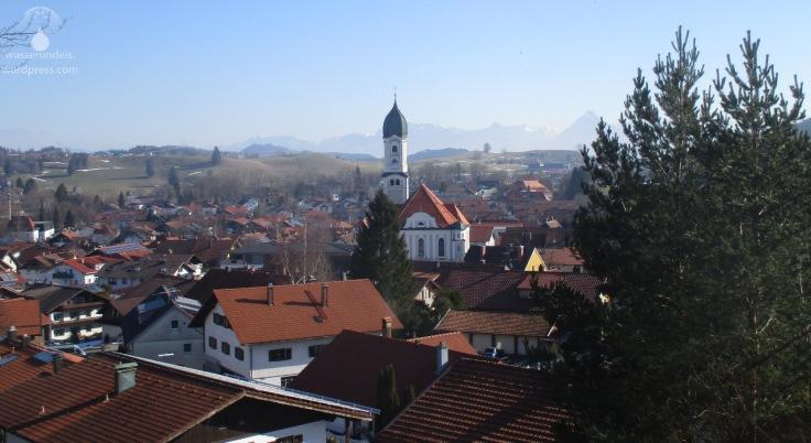 Nesselwang Allgäu Alpen