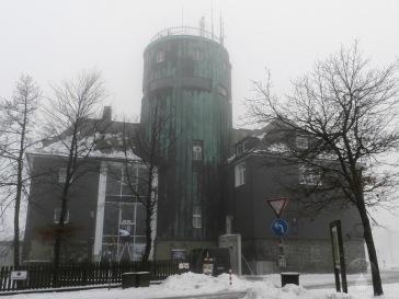 Astenturm Wetterstation