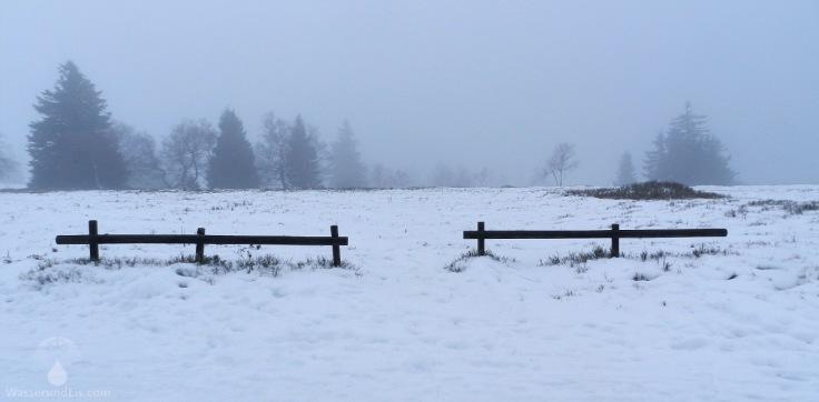 Sauerland Kahler Asten Winterberg Schnee