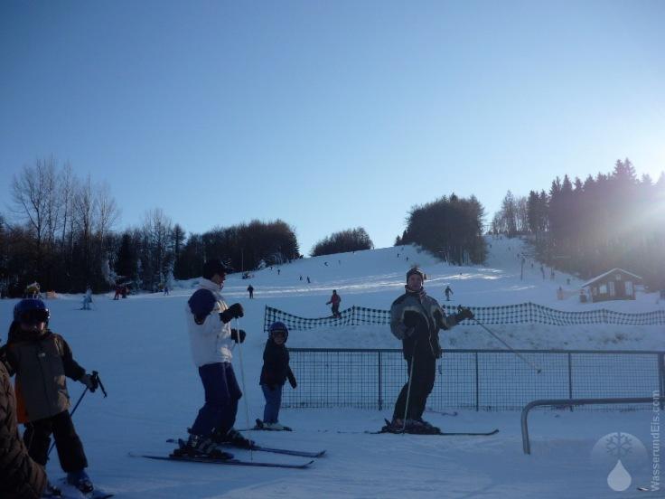 Skifahren Bödefeld Hunaulifte