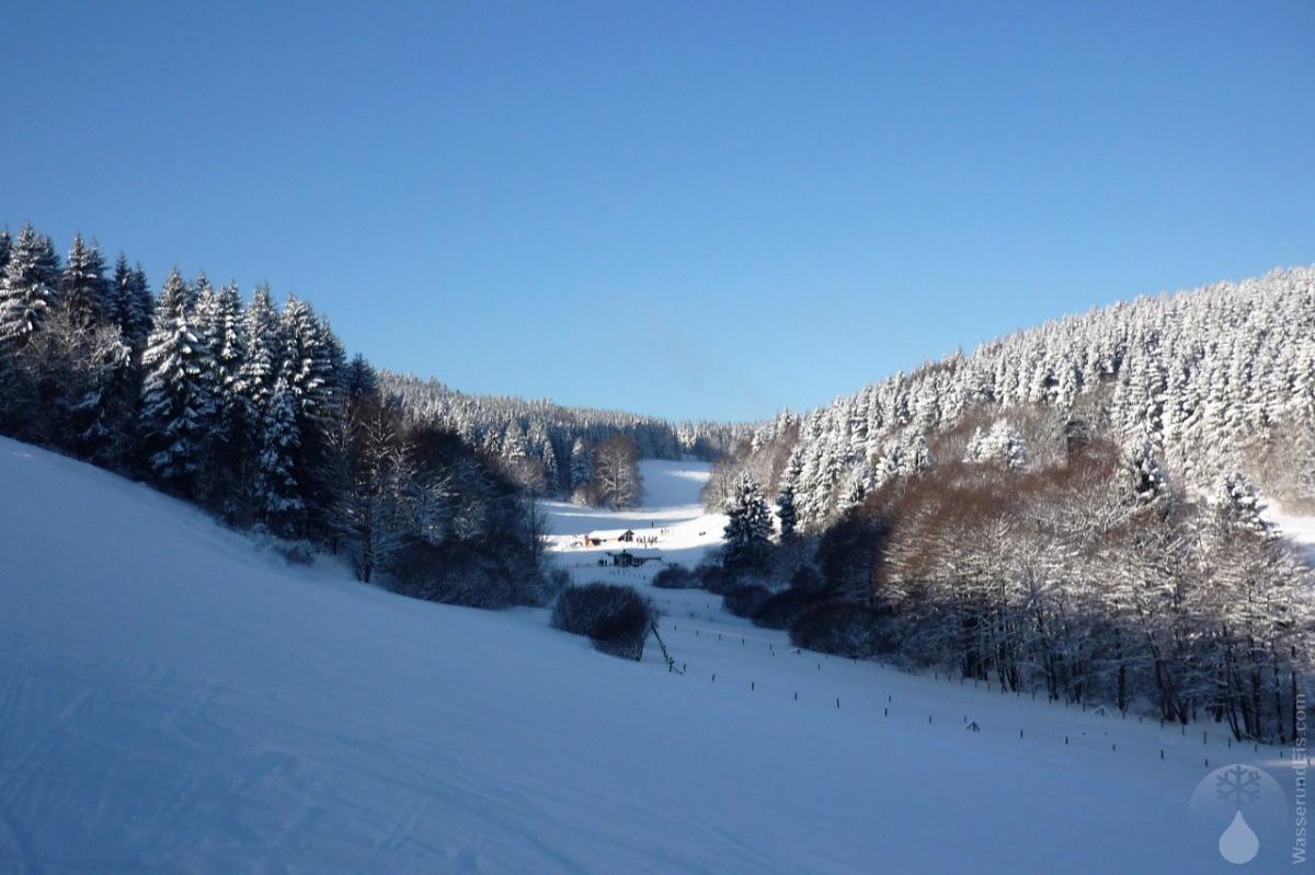 Ein langes Wintersport-Wochenende in Winterberg...