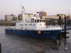 Schiff Wasserschutzpolizei