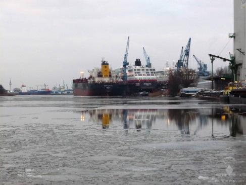 Luneorthafen Bredo-Werft Bremerhavne