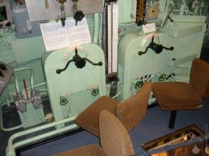 Brücke U-Boot