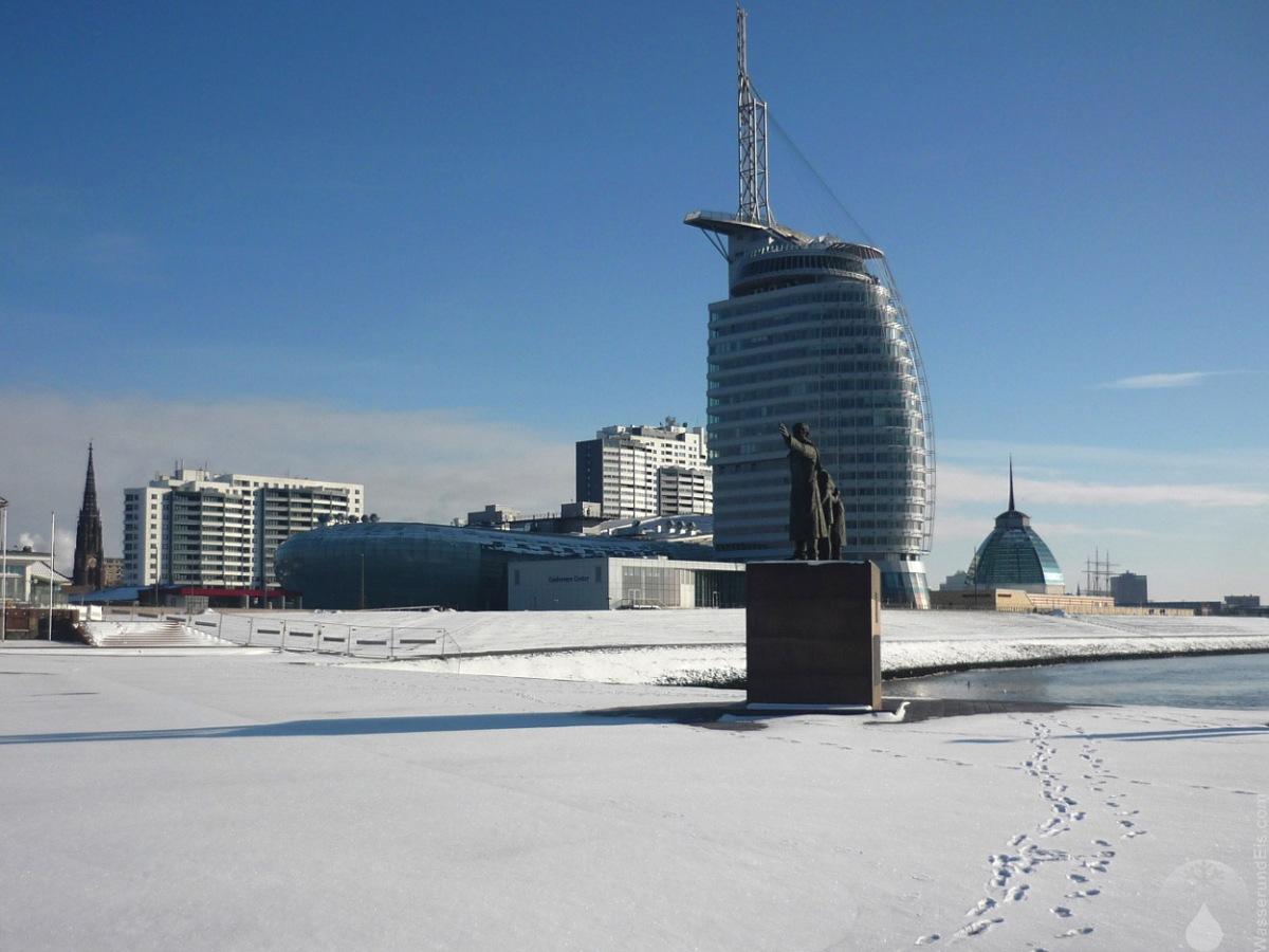 Wintergedanken - Schnee & Sonne
