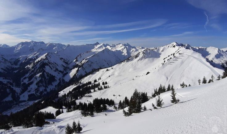Skigebiet Walmendingerhorn Mittelberg