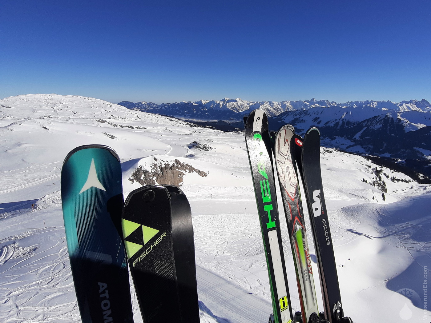 Ifen Skigebiet Gottesacker