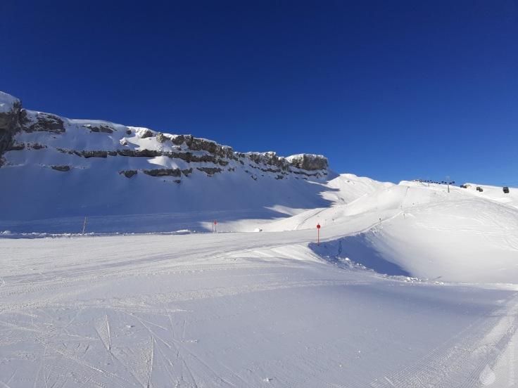 Olympiabahn Ifen Skigebiet