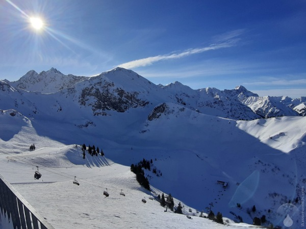Kanzelwand Fellhorn Zwerenalpe Kaiserwetter