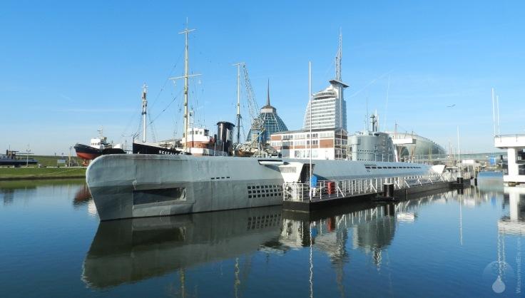 U-Boot Bremerhaven Museum