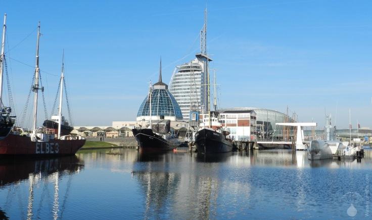 Alter Hafen Bremerhaven Museumshafen