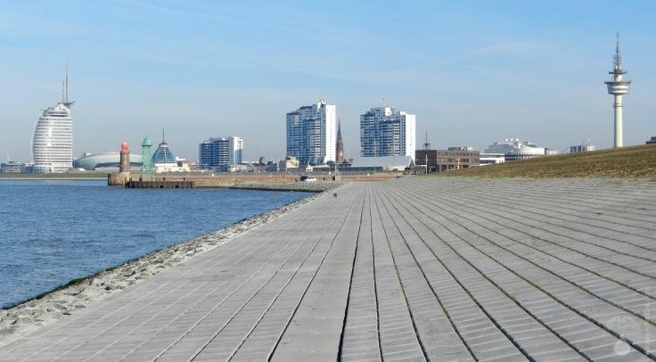 #Seedeich Bremerhaven