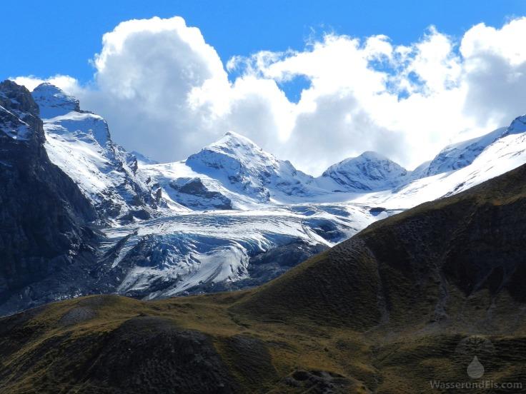 Madatschferners Zunge Gletscherzunge