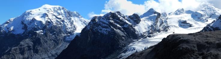 Alpen Gletscher Stelvio