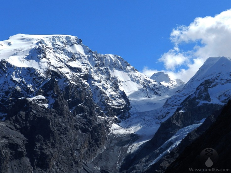 Ortler Gletscher