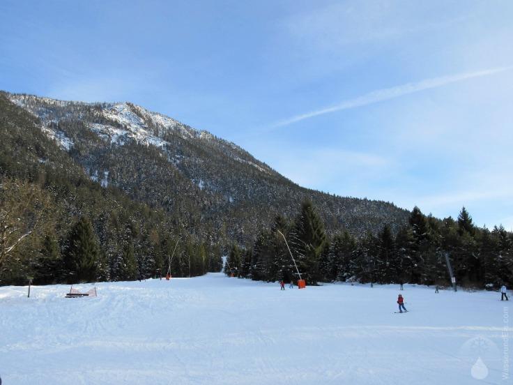 Skigebiet Farchant