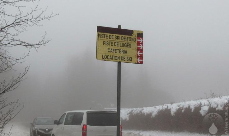 Baraque de Fraiture Belgium Skiing