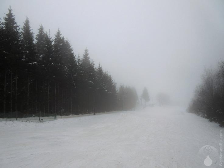 Baraque de Fraiture skii