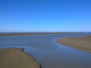 Priele Wattenmeer