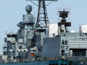 Deutsche Marine Fregatte