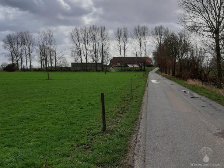 Bauernhof Harriersand Wurt