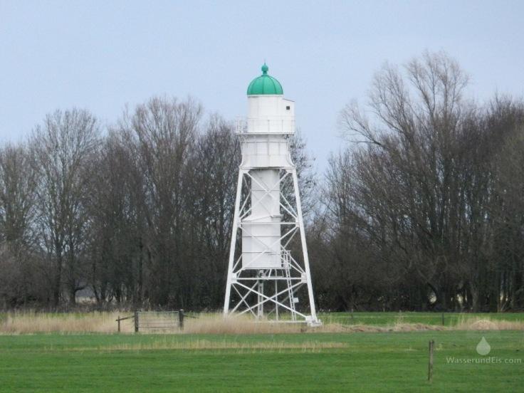 Unterfeuer Harriersand Leuchtturm