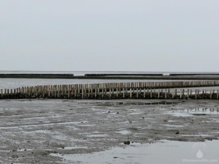 Landgewinnung Wremen Wurster Nordseeküste