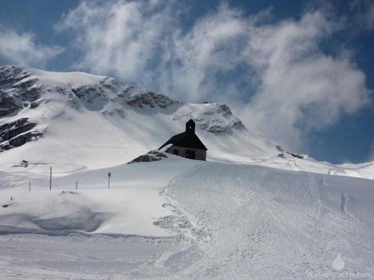 Schneefernerkopf Kapelle Zugspitze