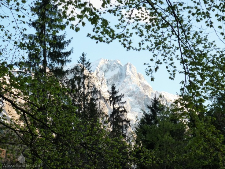 Zugspitze Berge Alpen