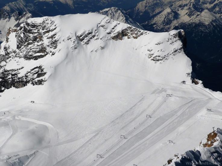 Zugspitze Schneefernerkopf Neue Welt