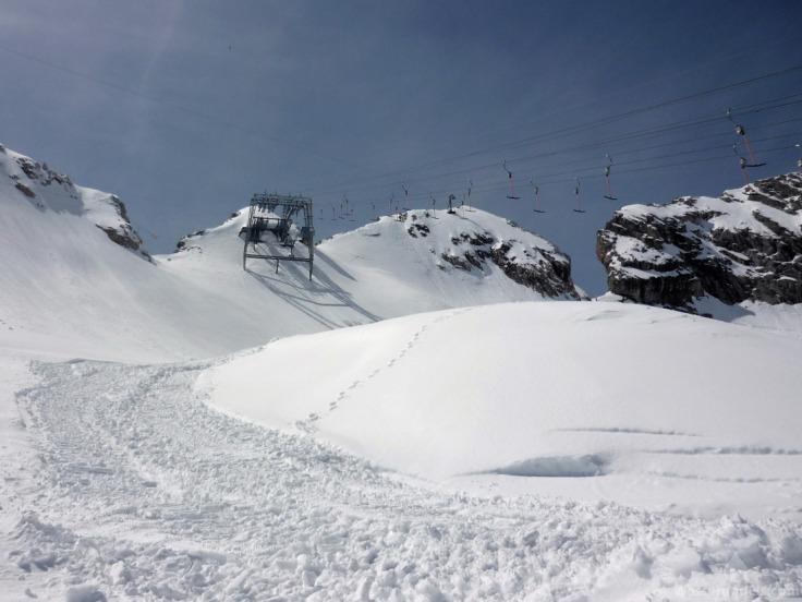 Südlicher Schneeferner Wetterwandeck