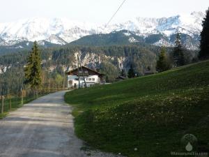 Partnachalm Garmisch Bayerische Alpen