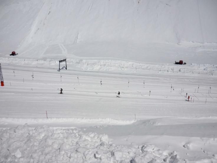 Snowfarming Zugspitze