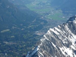 Farchant Garmisch Parteinkirchen Waxensteinkamm