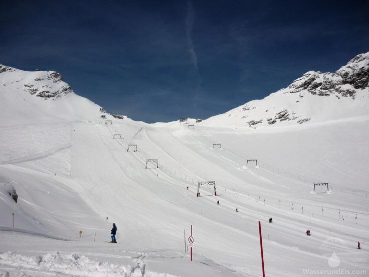 Schneeferner Zugspitzgletscher Gletscher