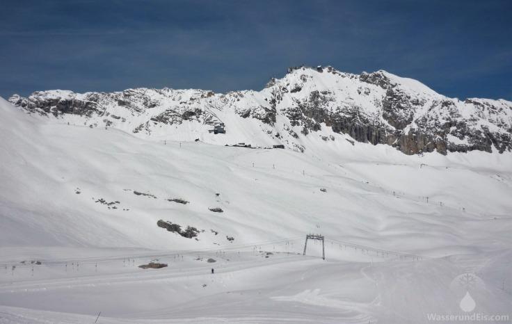 Wetterwandeck Zugspitze