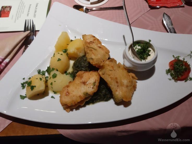 Abendessen Waldhaus am See Willingen