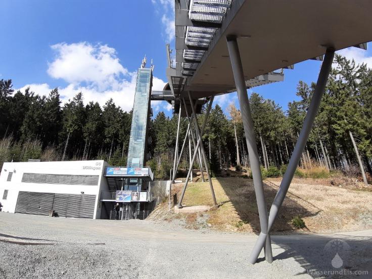 Schanzenturm Willingen Mühlekopfschanze