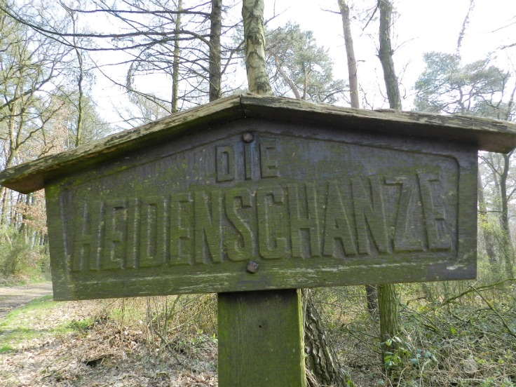 Heidenschanze Sievern