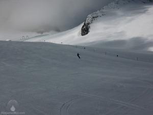 Skiautobahnen Hintertuxer Gletscher Tirol
