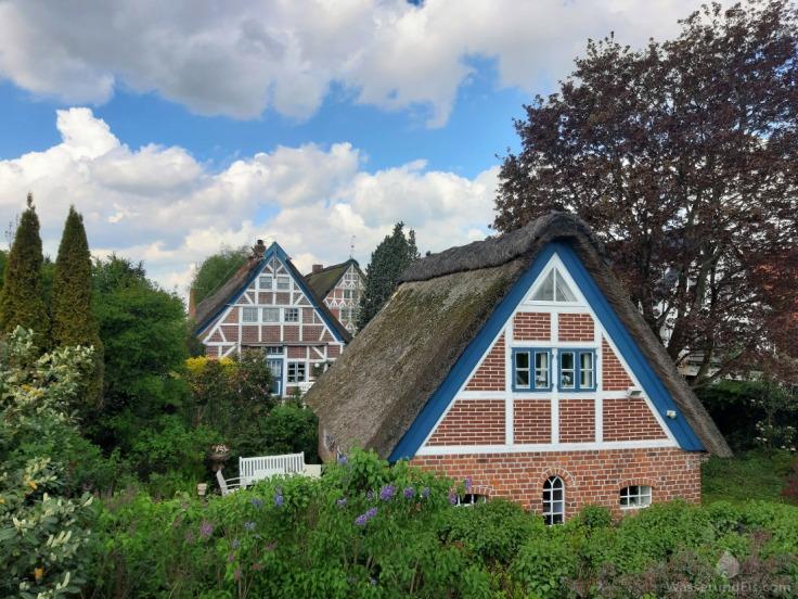 Häuser Altes Land Steinkirchen