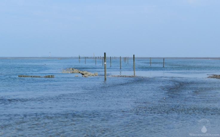 Priel Cuxhaven Wattenmeer Cuxwatt