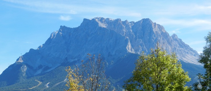 #Wettersteingebirge